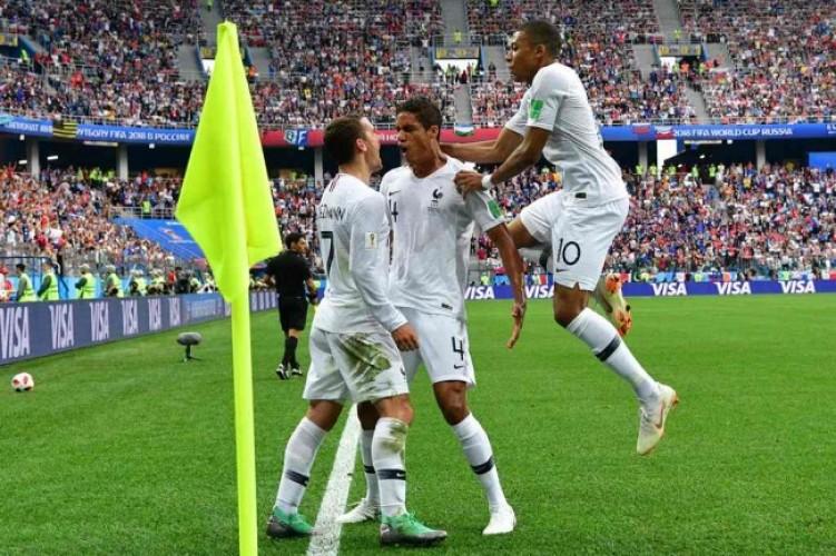 Tekuk Uruguay 2-0, Prancis ke Semifinal