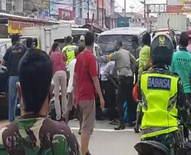Tembakan Senjata Api Warnai Penangkapan Terduga Perampok di Pasar Unit II