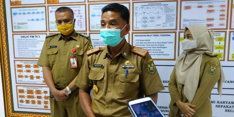 Tempat Pelaksanaan Tes SKB Dipastikan Sesuai Protokol Kesehatan