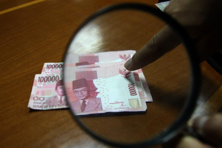 Temukan Uang Rp86 Miliar