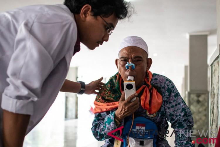 Tenaga Kesehatan Haji Ditambah