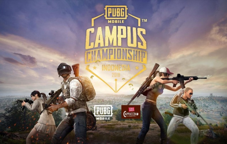 Tencent Games Gelar Turnamen Mobile Campus Championship