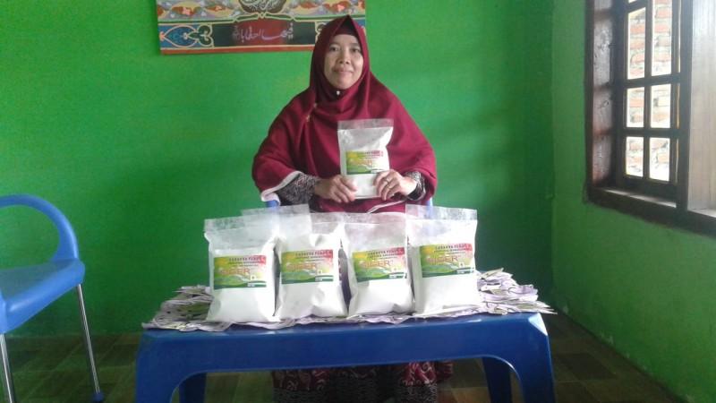 Tepung Mocaf Produk Pengganti Tepung Terigu dari Desa Semuli Jaya
