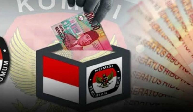 Terang-terangan Politik Uang di Pilkada Lampung Tengah