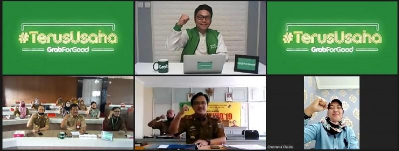 Terbukti Tingkatkan Kualitas Hidup, Grab Dorong Digitalisasi UMKM Bandar Lampung Lewat 5 Inisiatif #TerusUsaha