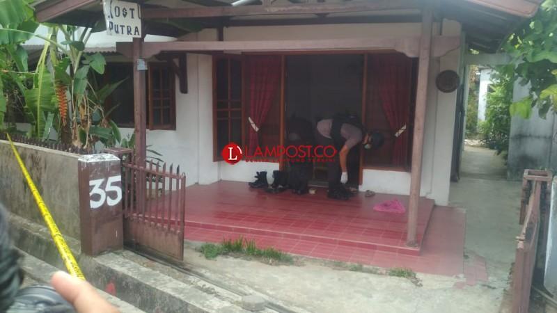 Terduga Teroris Rico Pentolan JAD Lampung