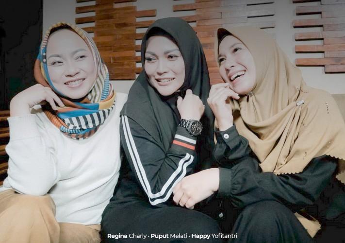 Terinspirasi Aisyah Istri Rasulullah, Lagu Sayyidatina Khadijah Dirilis