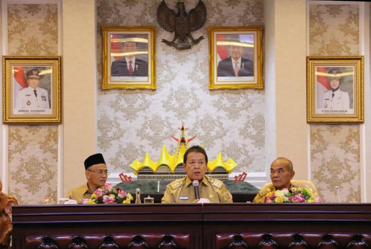 Kemenag Lakukan Sinkronisasi Data Tetap Jemaah Umrah Lampung
