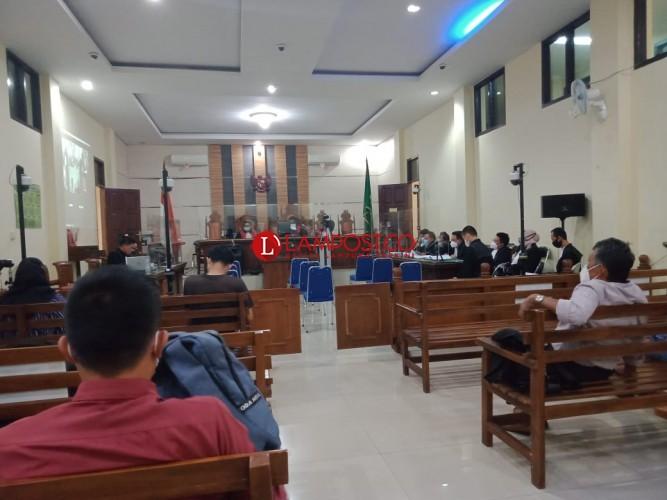 Terpidana Korupsi Fee Proyek Lamsel Akan Dieksekusi ke Rutan Way Huwi