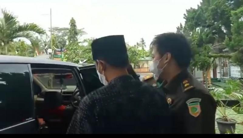 Wakil Ketua DPRD Lamtim Ditahan