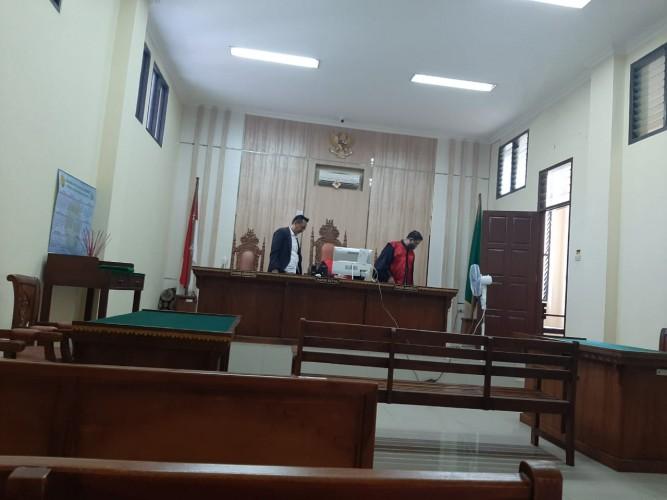 Tersandung Kasus Sabu, Warga Panjang Divonis Penjara 5 Tahun