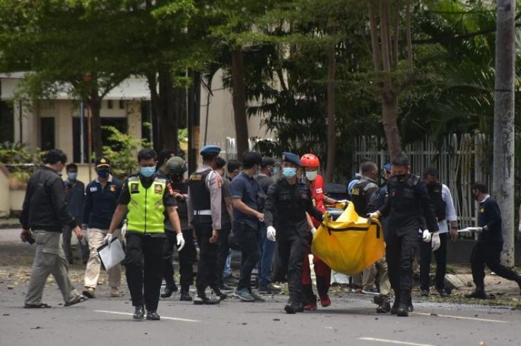 Tersangka Teroris Bom Makassar Melakukan Baiat di Markas FPI