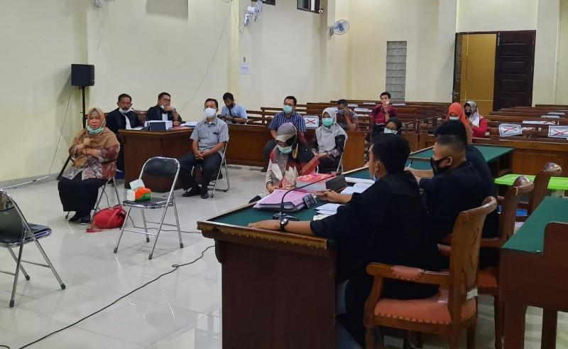 Terungkap Korupsi Dana BOK Berjamaah di Lampura MenjadiTradisi