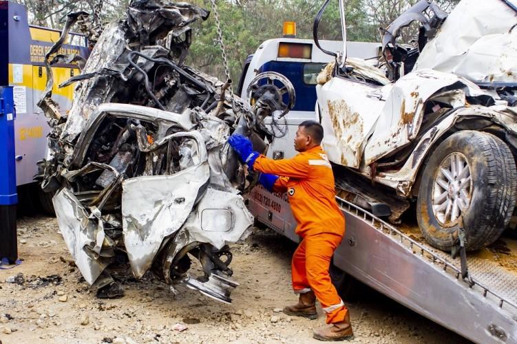 Terungkap Penyebab Kecelakaan Maut Tol Cipularang