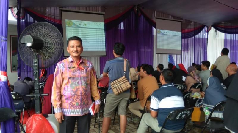 Tes CPNS Bandar Lampung Selesai 1 Hari