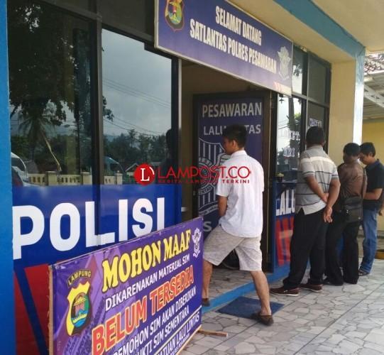 Tes Psikologi Pemohon SIM Pribadi Diberlakukan 25 Juni di Jakarta