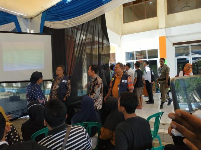 Tes Seleksi CPNS di Pringsewu Masuki Hari Ketujuh