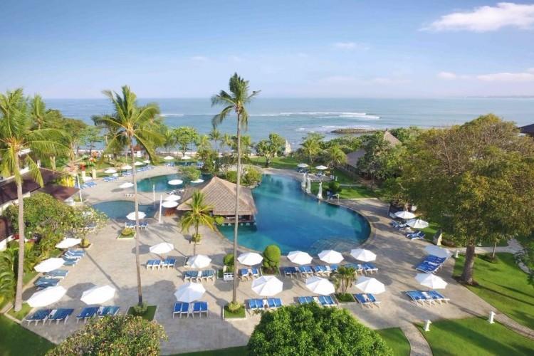 Tetap Ramai, Hotel di Bali Ini Layani Turis Asing dan Domestik dengan Protokol Covid-19