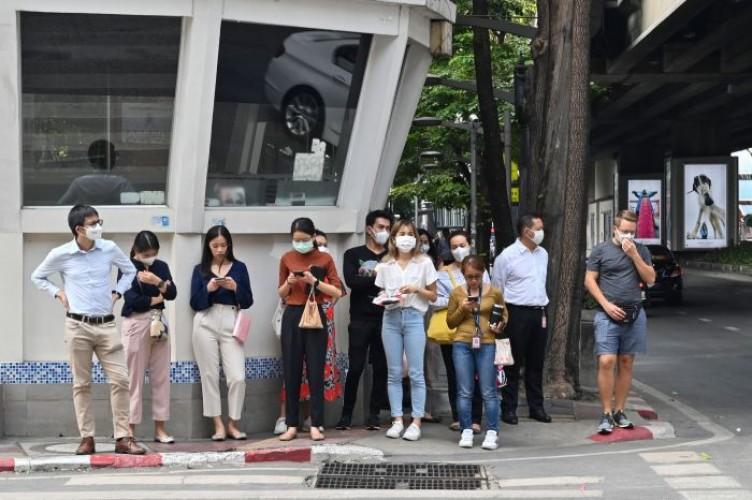 Thailand Catat 16.533 Kasus Baru Covid-19 Tertinggi Sejak Pandemi