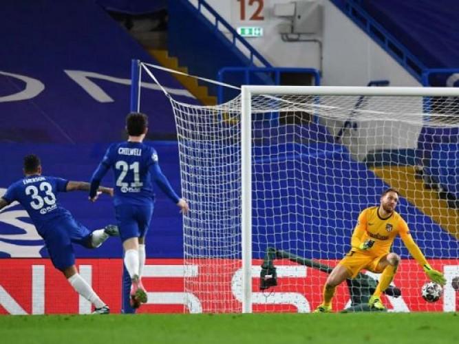 The Blues Lolos ke Perempat Final Liga Champions