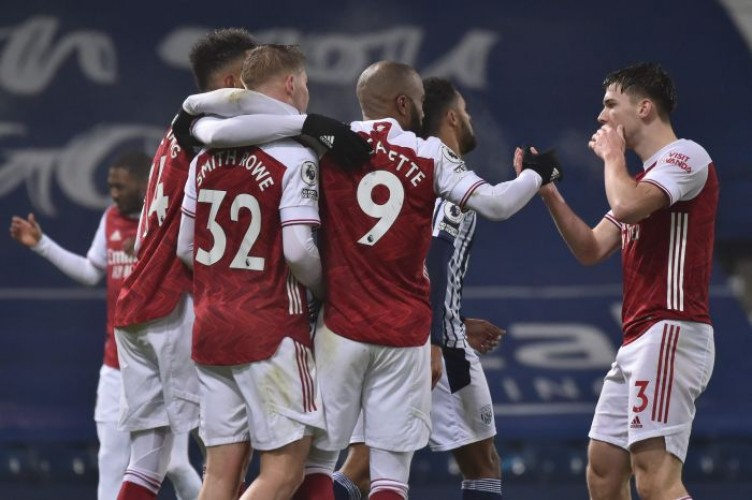 The Gunners Paksa West Brom Degradasi