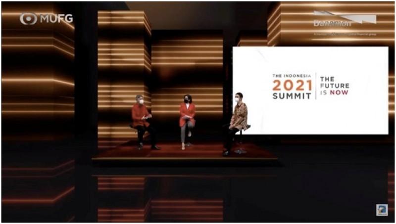 The Indonesia 2021 Summit, Menatap Peluang Baru Era Pandemi