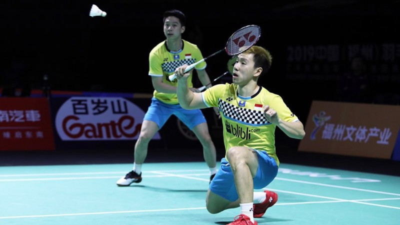 The Minions Pertahankan Trofi China Open