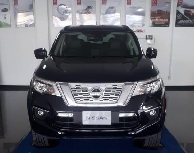 The New Nissan Terra Uji Medan Lampung