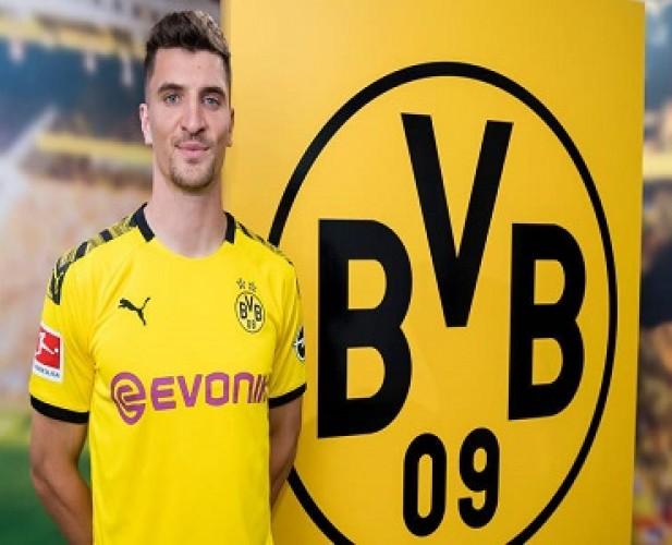 Thomas Meunier Resmi Gabung Dortmund secara Gratis dari PSG