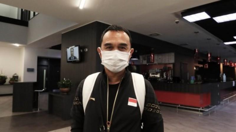 Tiba di Inggris, Wakil Indonesia Jalani Isolasi Mandiri