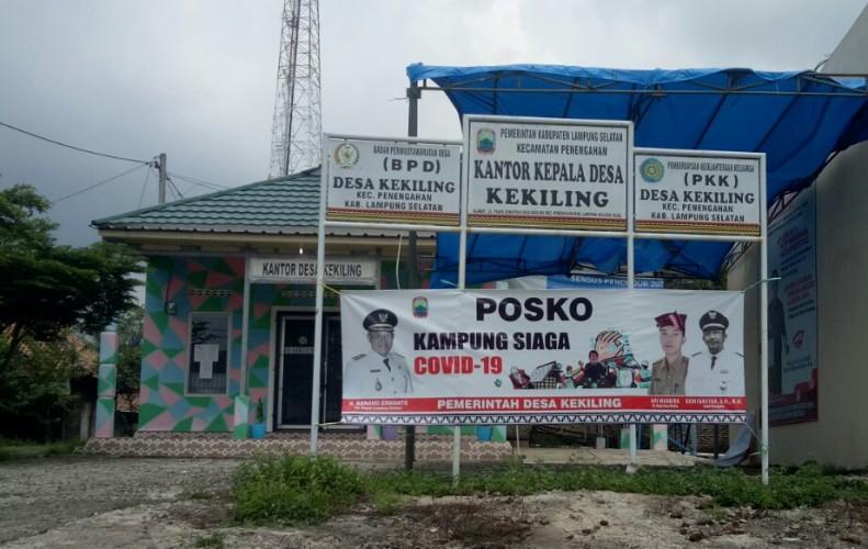 Tidak Transparan Kelola Dana Desa,Plt. Kades Kekiling Dituntut Mundur