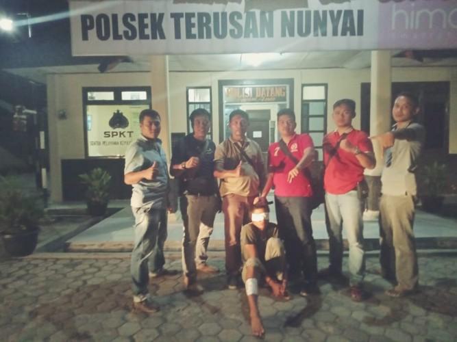 Tiga Bulan Buron, Pelaku Jambret di Terusan Nunyai Dibekuk