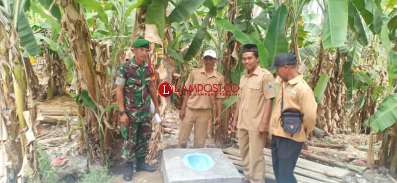 Tiga Desa di Sragi Terima Predikat ODF