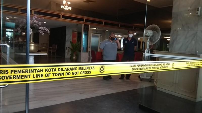 Tiga Hotel di Lampung Ditutup Paksa