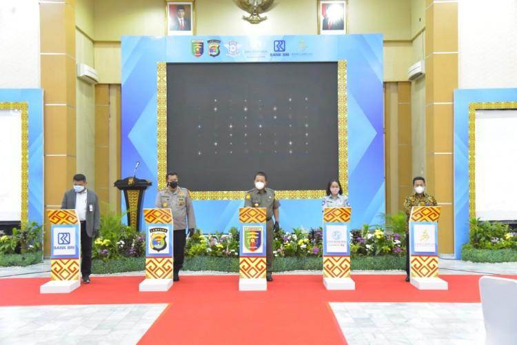 Tiga Kantor Samsat di Tiga Kabupaten Diresmikan