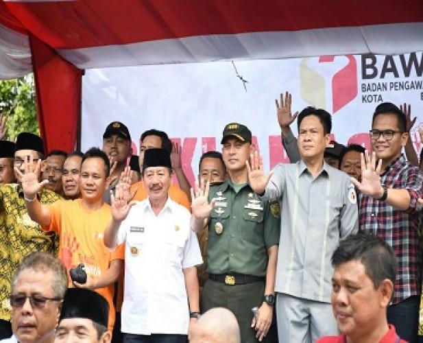 Tiga Kecamatan Rawan Politik Uang