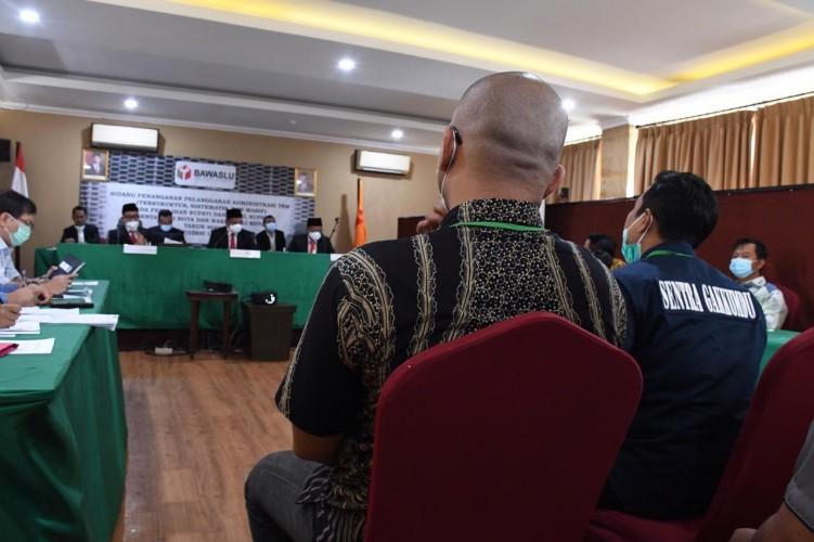 Tiga Lembaga Pemilu Siap Beberkan Dugaan TSM Lamteng