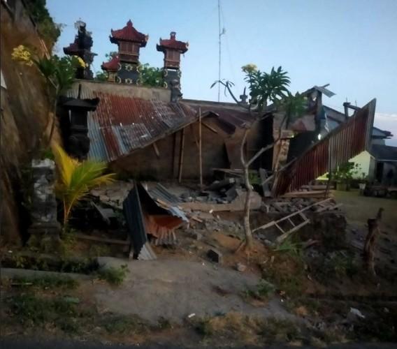 Tiga Orang Meninggal Akibat Gempa Magnitudo 4,8 di Bali