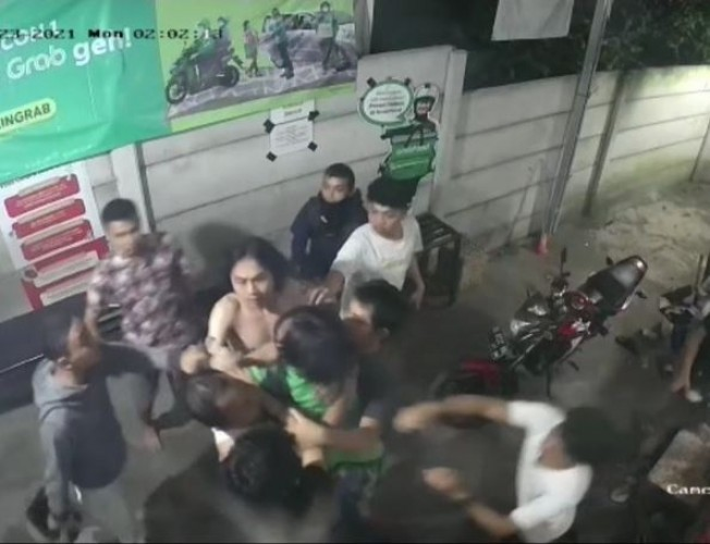 Tiga Pengeroyok Driver Ojol Ditangkap Polisi