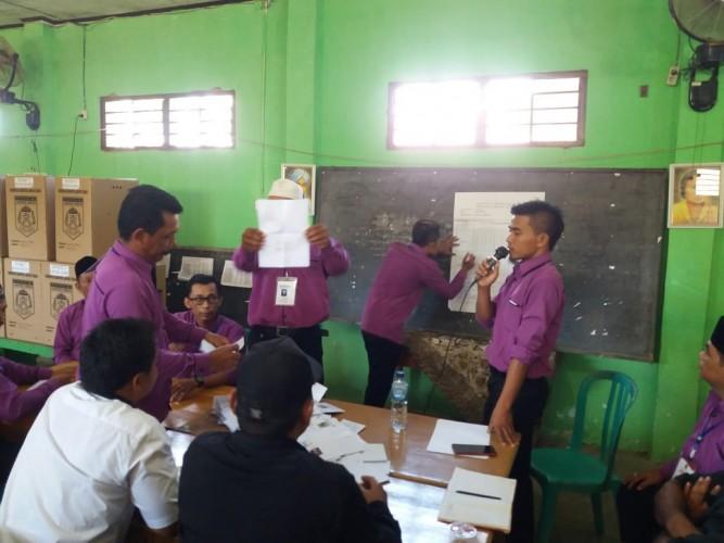 Tiga Petahana Terjungkal dalam Pilkakam di Seputih Mataram