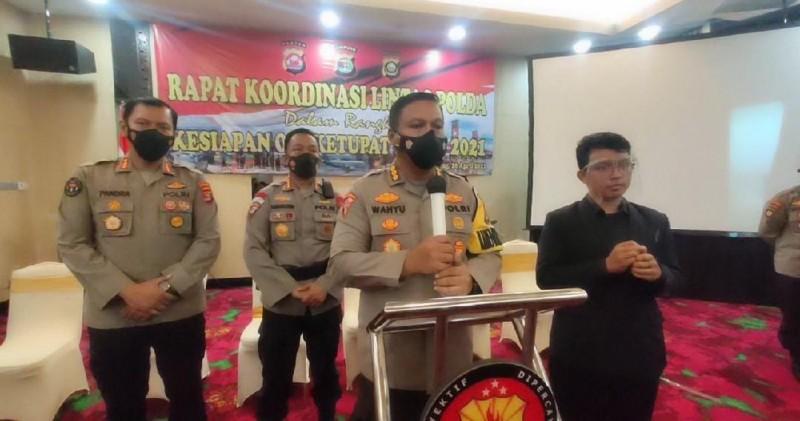 Semua Jalur Tikus ke Lampung Dijaga Ketat