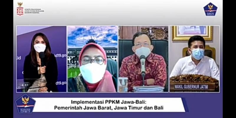 Tiga Provinsi Siap Terapkan PPKM