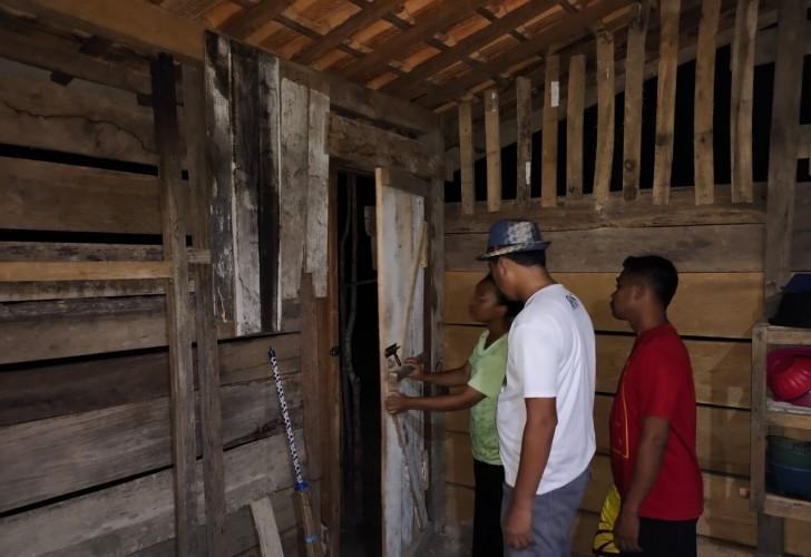 Sehari, Tiga Rumah di Kampung Umpu Bhakti Disatroni Maling