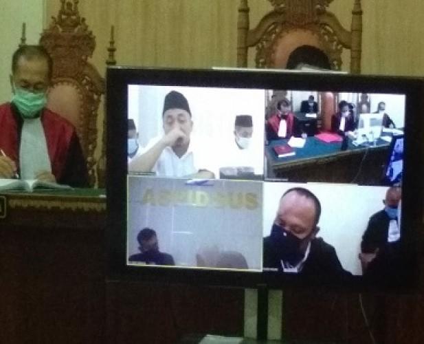 Tiga Terdakwa Korupsi RSUD Pesawaran Divonis 18 Bulan