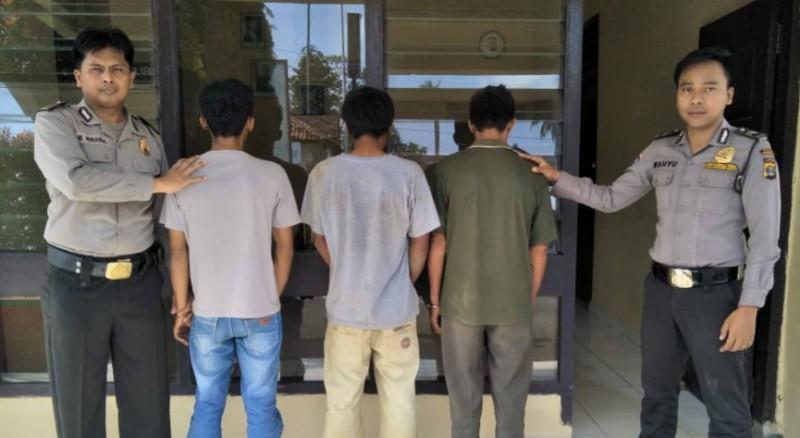 Tiga Tersangka Judi Koprok Ditangkap Polisi