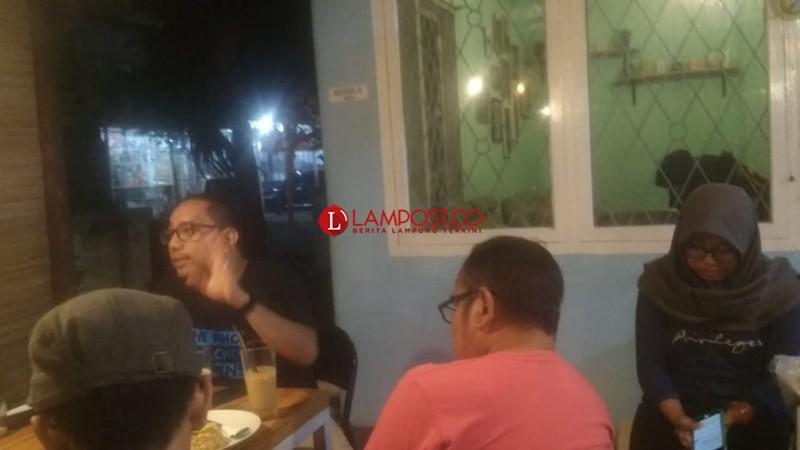 Tiket Ludes Diborong Calo, Badak Lampung Janji Bakal Benahi Kedepan