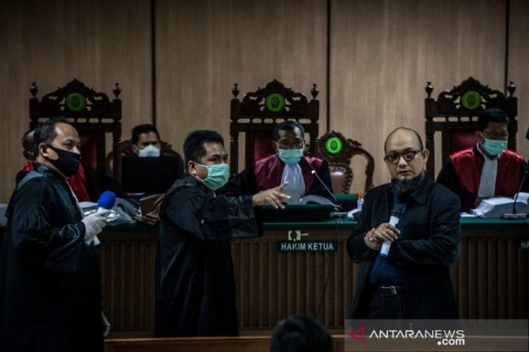 Tim Advokasi Singkap Sembilan Kejanggalan Persidangan Novel
