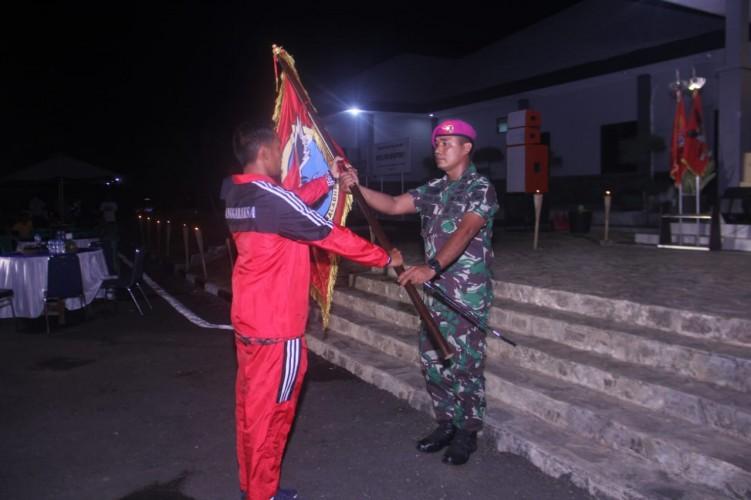 Tim Binsat Yonif 7 Mar Dituntut Raih Prestasi di Binsat Korps Marinir 2019