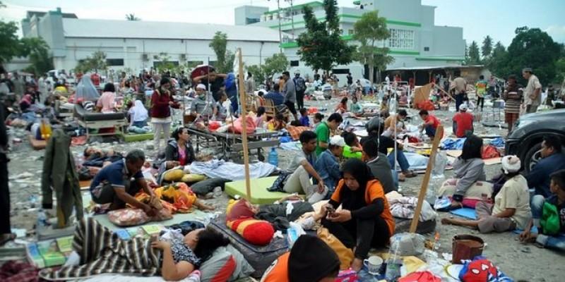 Tim Crisis Center Indonesia Maju Terjun ke Sulteng