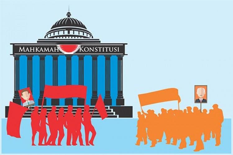 Tim Hukum TKN Siap Hadapi Sengketa Pemilu